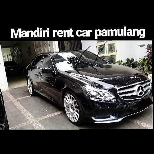 Sewa Mobil Mewah Tangerang Selatan